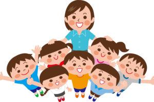 kindergarden kids